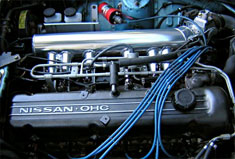 Engine and Transmissions
